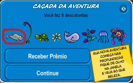 caçada da aventura 1