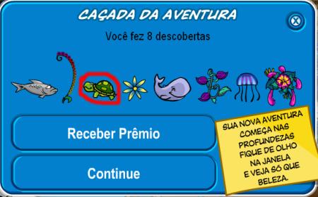 caçada da aventura 3