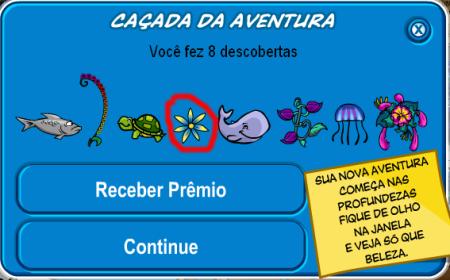 caçada da aventura 4