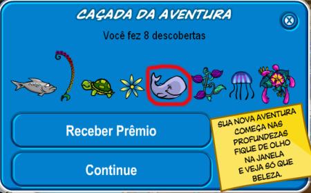 caçada da aventura 5