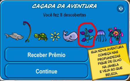 caçada da aventura 6