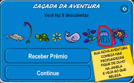 caçada da aventura 7