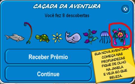 caçada da aventura 8